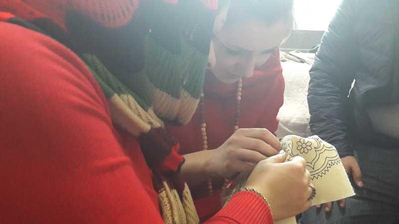 Persian Handicraft Experience