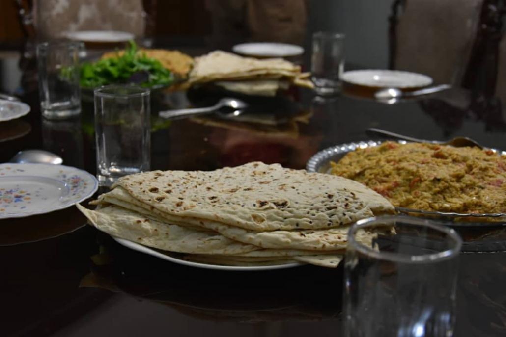 Persian Night Cuisine