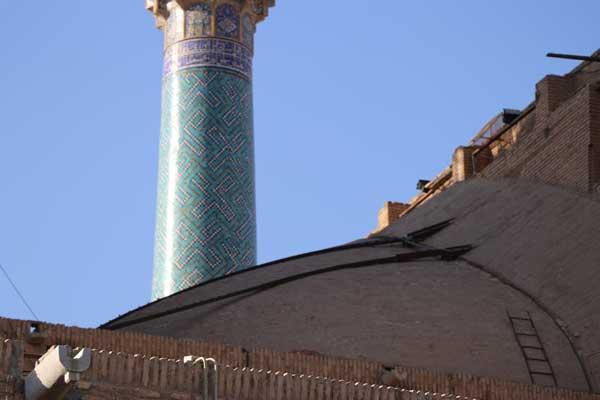 Jame Abbasi Mosque (Shah Mosque)